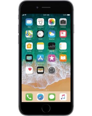 Apple iPhone 6 4G LTE with 32GB Memory Prepaid Cell Phone - Space Gray