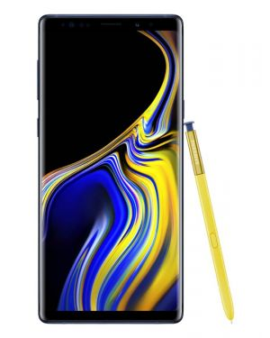Samsung - Galaxy Note9 128GB (Unlocked) - Ocean Blue