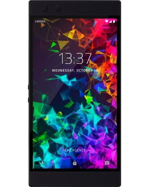 Razer - Phone 2 with 64GB Memory Cell Phone (Unlocked) - Black